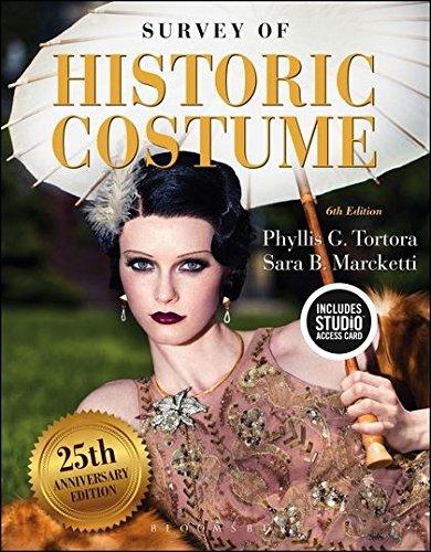 Survey of Historic Costume por Phyllis G. Tortora