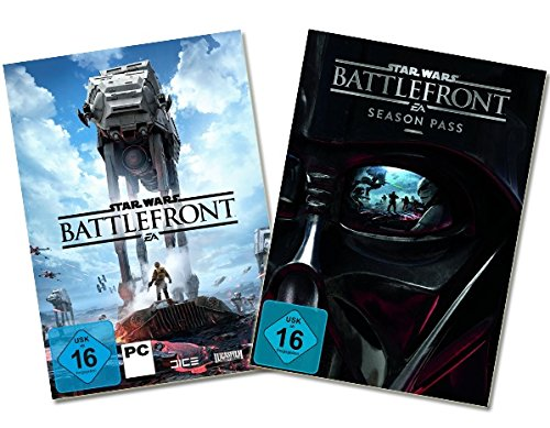 Star Wars: Battlefront + Season Pass [PC Code - Origin]