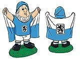 TSV 1860 München Gartenzwerg Fahne Klein
