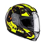 Helm HJC CLY Simitic MC4H, S