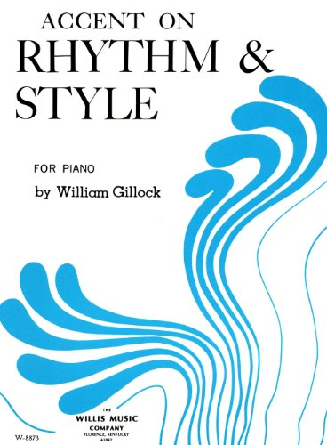 Accent on Rhythm & Style - Klavier - Buch
