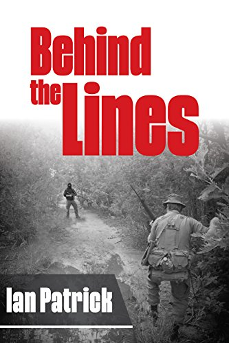 Book cover image for Behind the Lines: An anthology of short stories