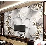 Europa wallpaper mural personalizado 3d estereoscopio magnolia arce murales TV telón de fondo wallpaper paple de parede-400x280cm