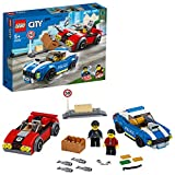 LEGO City 60242 Police Highway Arrest with Two Car Toys