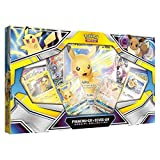 Pokémon POK80777 TCG: Pikachu-GX & Eevee-GX Special Collection