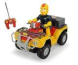 Dickie Toys 203099613 - RC Feuerwehrmann Sam Mercury