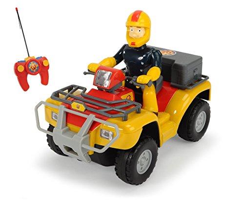 feuerwehrmann sam ferngesteuert Dickie Toys 203099613 - RC Feuerwehrmann Sam Mercury