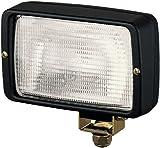 HELLA 1GA 006 876-001 Arbeitsscheinwerfer Picador 6876 FF für Bodenausleuchtung, Anbau hängend, 12V/24V