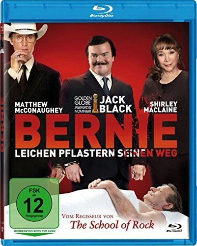 Bild von Bernie - Leichen pflastern seinen Weg [Blu-ray]