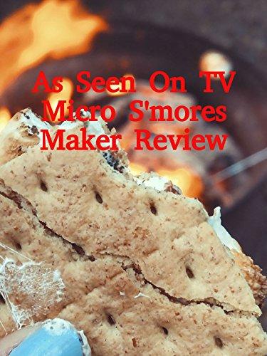 V Micro S'mores Maker Review [OV] (Smores Maker)