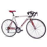 "KCP 28"" RENNRAD Fahrrad Run 1.0 14 Gang Shimano 56cm"