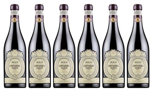 """6 bottiglie di Amarone della Valpolicella Classico DOCG """"Costasera"""" 2010"""