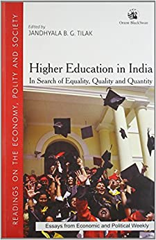 Higher Education in India by [Jandhyala B. G. Tilak]