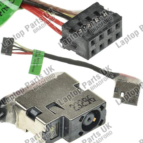 Für HP DC Jack Cable p/n 776098-SD1 Power Socket Wire Connector - Hp Dc Jack