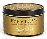EYE OF LOVE Pheromon-Massage Kerze - dunkelheit, 1er Pack (1 x 150 ml)