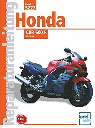 Preisvergleich Produktbild Honda CBR 600 F (Reparaturanleitungen)