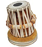 SG Musical Kacha Pakka Sheesham Wood Dayan Tabla