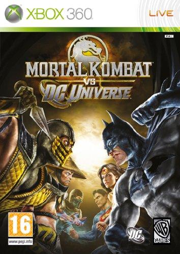 Mortal Kombat vs. DC Universe - [Xbox 360] (Dc Universe-spiele Für Xbox 360)