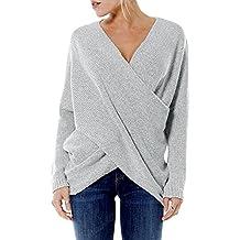 check out 869aa ac0cd Suchergebnis auf Amazon.de für: ausgefallene pullover damen ...