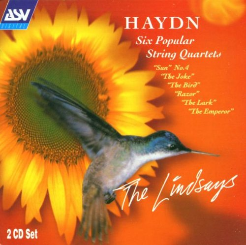 Six Popular String Quartets [Import USA]
