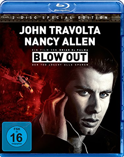 Blow Out - Der Tod löscht alle Spuren - Special Edition (+ Bonus-DVD) [Blu-ray]