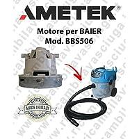 bss506–Motor ametek aspiración para aspiradora y te Baier