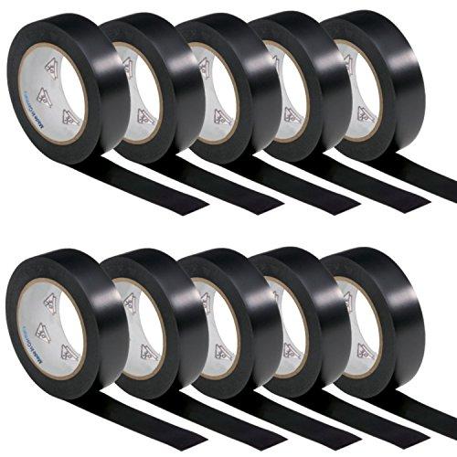 10-rollen-vde-isolierband-isoband-elektriker-klebeband-pvc-15mm-x-10m-din-en-60454-3-1-farbe-schwarz