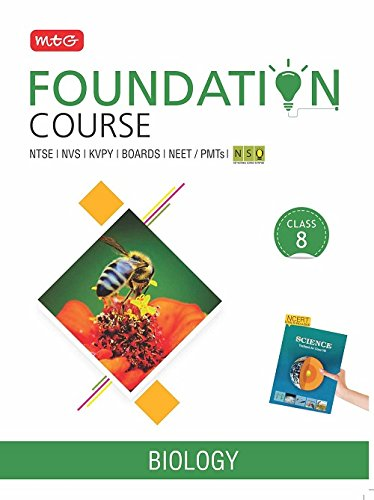 Biology Foundation Course for NEET/Olympiad - Class 8