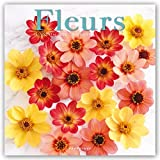 Fleurs - Blumen 2020 - 16-Monatskalender: Original Graphique de France-Kalender [Mehrsprachig] [Kalender]