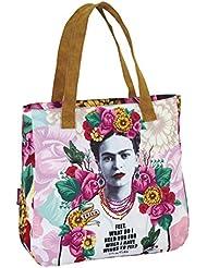 Frida Khalo Bolso, Color Rosa/Blanco