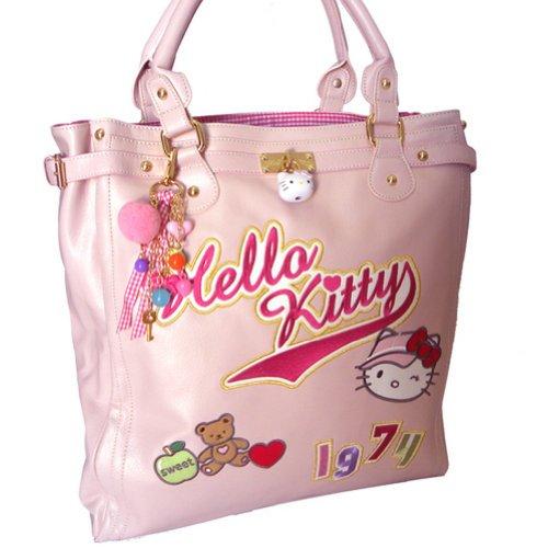 Grand sac à main plat Hello Kitty High Street by Camomilla