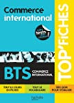 Top'Fiches BTS Commerce International...