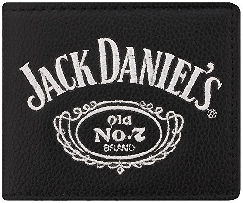 Jack Daniel's - Bifold Wallet with No.7 Logo