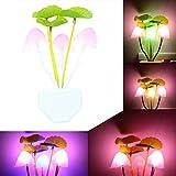 Kinder Pilz LED Nachtlicht Steckdose