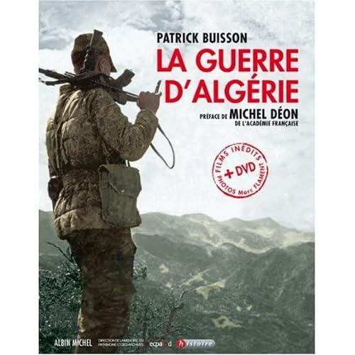 La guerre d'Algérie (1DVD)