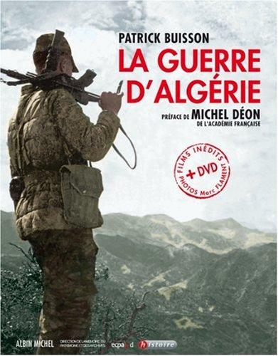 La guerre d'Algérie (1DVD) par Patrick Buisson