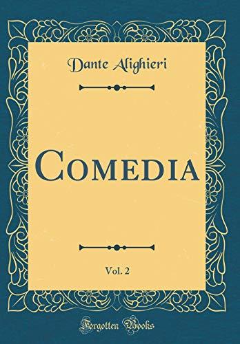 Comedia, Vol. 2 (Classic Reprint)