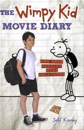 The Wimpy Kid Movie Diary (Diary Of A Wimpy Kid) by Jeff Kinney