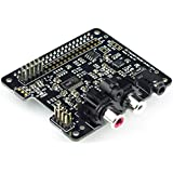 IQaudIO Raspberry PI DAC+ Digital-Analog Wandler/ Audio Sound Karte