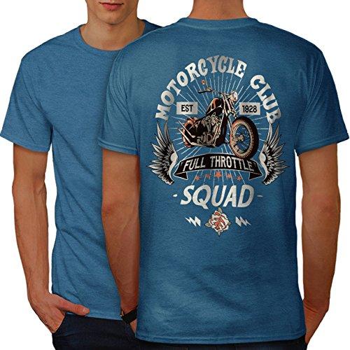 wellcoda Motorrad Verein Kader Männer 4XL Ringer T-Shirt