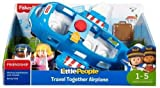 Fisher-Price Little People Vehicle Airplane, Large