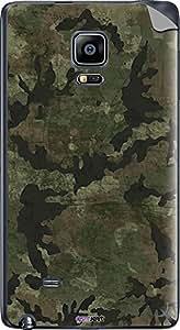 GsmKart SGNE Mobile Skin for Samsung Galaxy Note Edge (Green, Galaxy Note Edge-401)