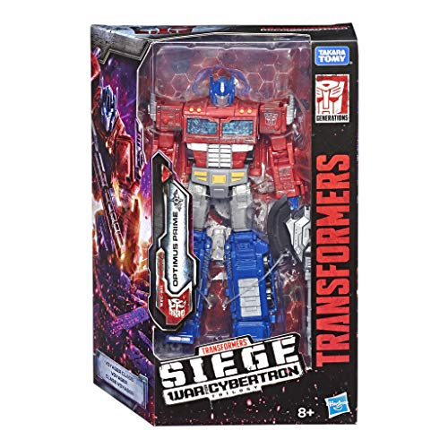Transformers Generations - Optimus Prime, War for Cybertron: Siege (Voyager Class) WFC-S11