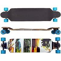 Longboard 41inch 104cm Hawaii design Skateboard completamente montato
