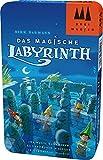 Schmidt Spiele Drei Magier Spiele 51401 Magische Labyrinth in Metalldose, Spiel