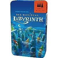 Schmidt-Spiele-Drei-Magier-Spiele-51401-Magische-Labyrinth-in-Metalldose-Spiel