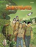 """Afficher """"(Contient) Survivants n° 5 Anomalies quantiques T5 - (survivants)"""""""
