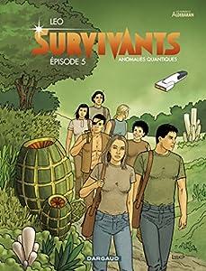 """Afficher """"Les Mondes d'Aldébaran n° Cycle 4 - Tome 5 Survivants, anomalies quantiques"""""""