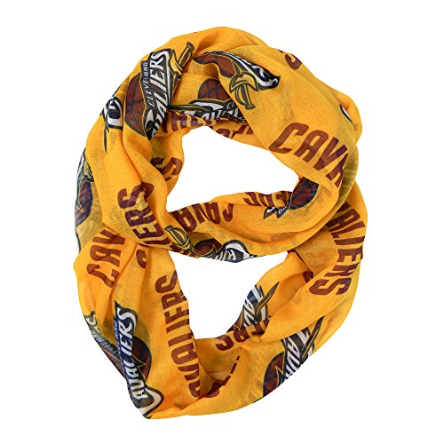 nba-cleveland-cavaliers-womens-nba-sheer-infinity-scarf-alternate-color-black-one-size-fits-all-by-l
