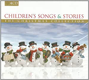 Christmas Collection, The: Children's Songs And Stories